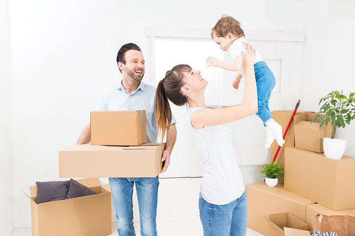 Jak sprawnie przeprowadzić się do nowego mieszkania?