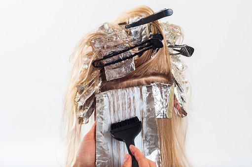 farbowanie włosów co 3 tygodnie