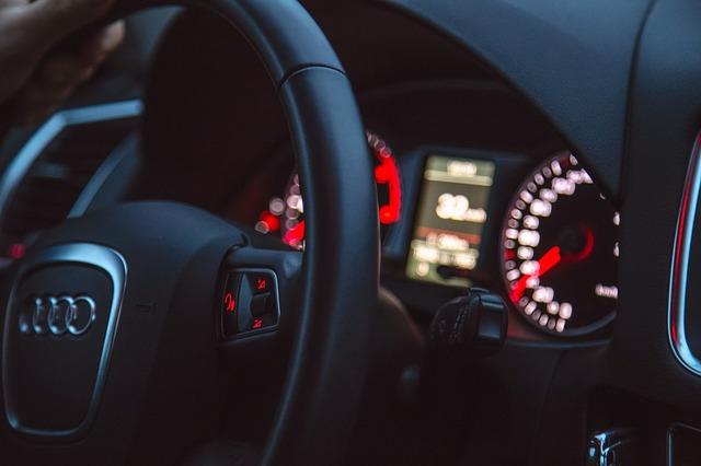 Audi Q7 spalanie