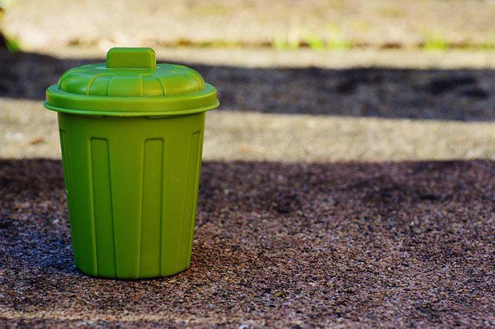 Kontenery - bezpieczne sortowanie odpadów