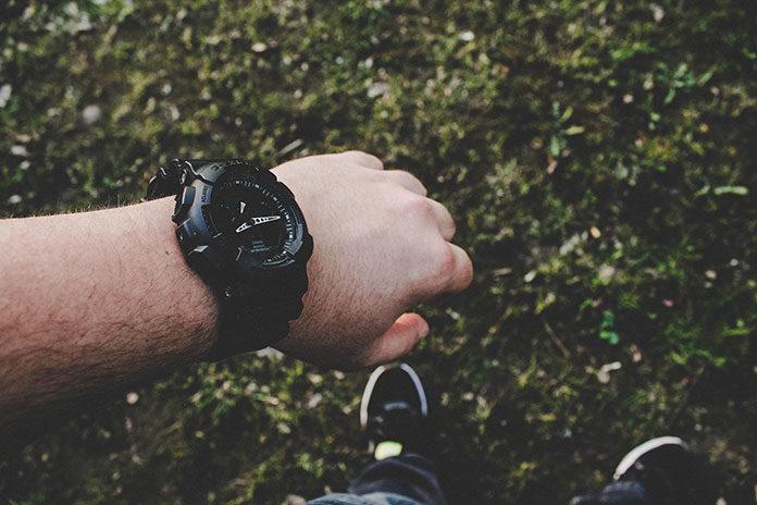 Zegarki dla aktywnych