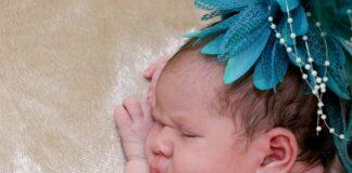 charczenie u niemowlęcia