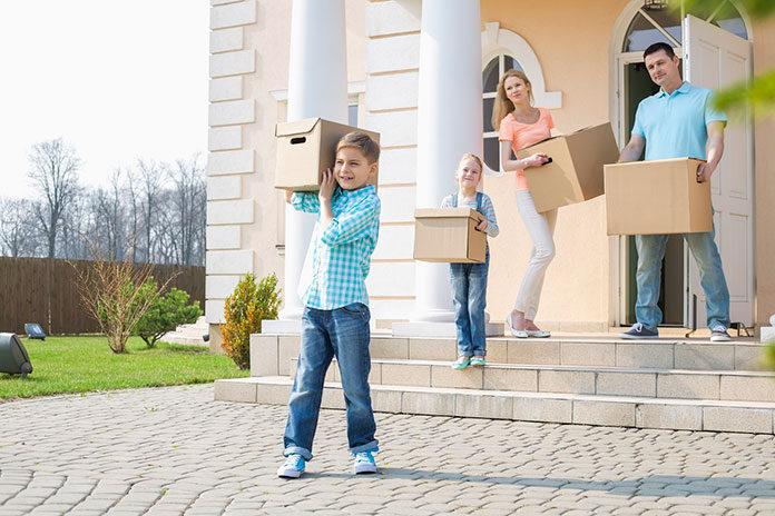 Przeprowadzka do Niemiec z dziećmi